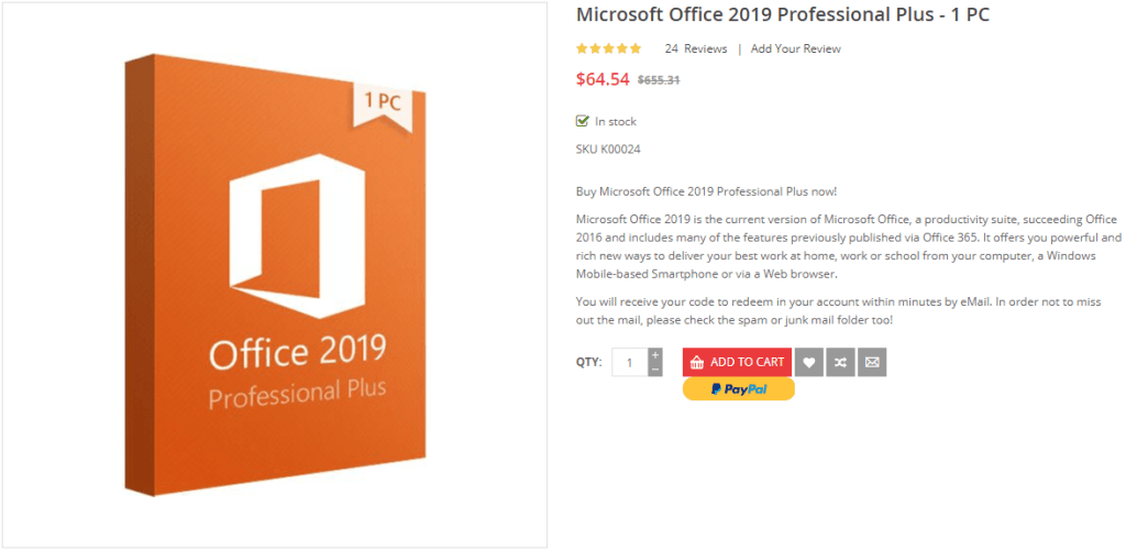 Office 2019 vs Office 2016: What's the Differences and How to Get the Best Price