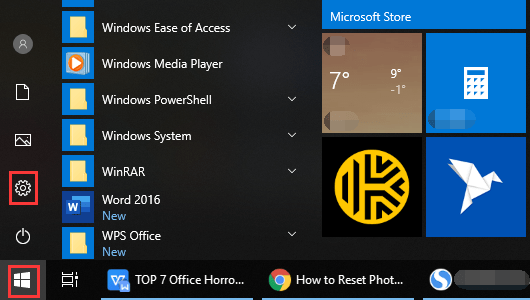 How to Enable Shared Experience in Windows 10