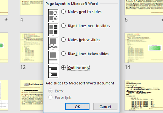 How to Quickly Convert PowerPoint to Word