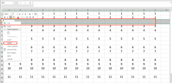 How To Quickly Delete Blank Rows In Excel?