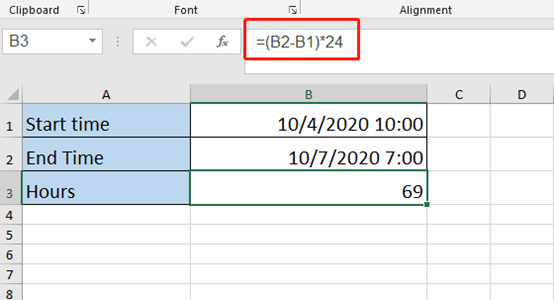 How To Calculate Time In Excel-Simple Tutorial