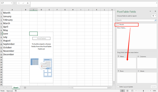 How To Batch Create Sheets In Excel?
