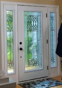 Front Door with Sidelights | Front Doors with Side Windows ...