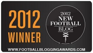 New Football Blog winner