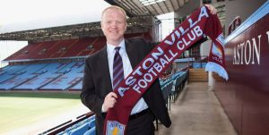 alex mcleish advert villa