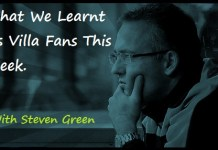 what we learnt as aston villa fans paul lambert
