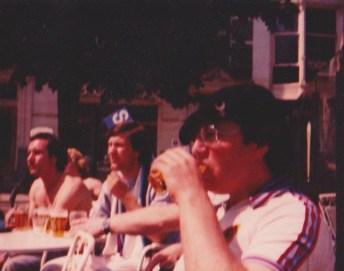 Villa Fans Refreshments - Rotterdam 1982