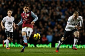 ashley westwood aston villa
