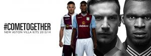 prince william aston villa