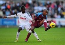 Aston Villa Swansea ticket price