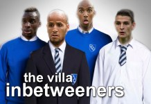 aston villa midfield