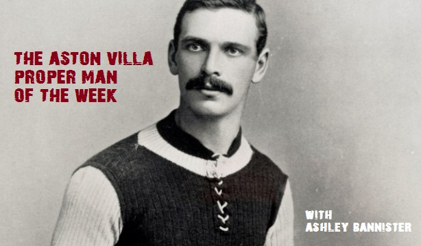 john devey  aston villa proper man of the week