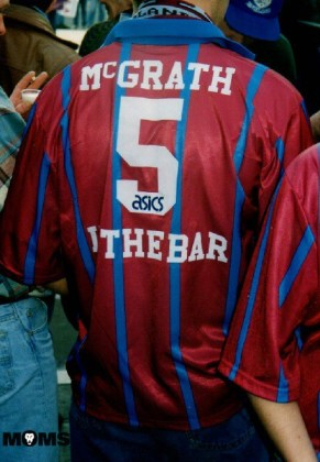 mcgrath in th bar shirt