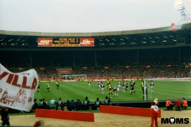 villa unitd wembley final 1994