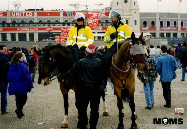 police horse wembley 1994