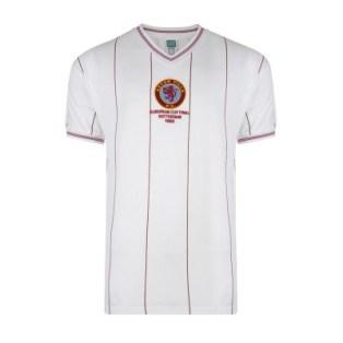 Aston Villa 82 Euro Cup Final Shirt