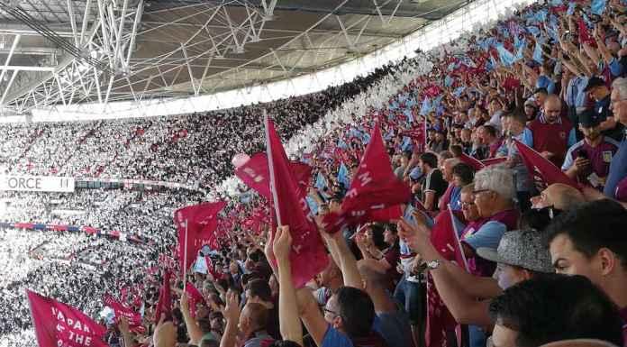 aston villa fans wembley play-off final vs fulham 2018