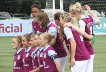 aston villa ladies lineup