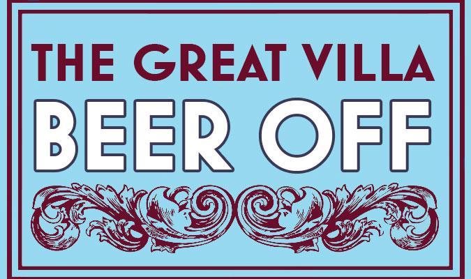 the great villa beer off