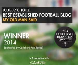 best football blog 2014