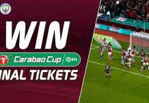 Carabao Cup Final Tickets Competition 2020