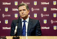 Christian Purslow Aston Villa CEO