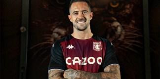 Danny Ings Aston Villa striker