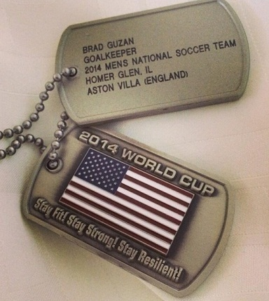 brad guzan world cup 2014