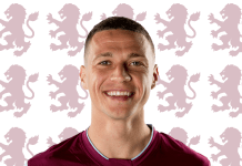 James Chester Aston Villa