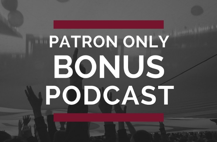 My Old Man Said Bonus Patron Podcast