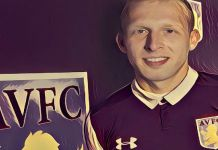 Ritchie De Laet Aston Villa