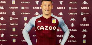 Ross Barkley Aston Villa loan