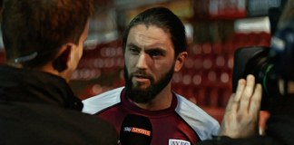 Henri Lansbury Sky Sports Interview fixture changes