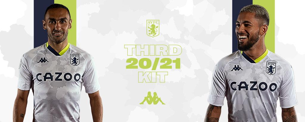 Aston Villa Third shirt 2020/21