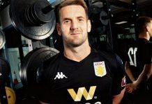 Tom Heaton Aston Villa