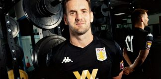 Tom Heaton Aston Villa