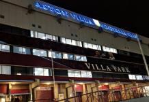 Villa Park Night time