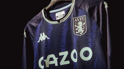 Aston Villa Third Shirt 2021