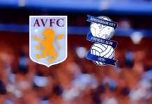 aston villa birmingham city badges