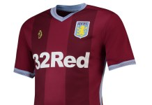 aston villa shirt 2018