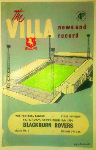 kezz first villa game programme