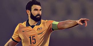 mile jedinak aston villa and Australia