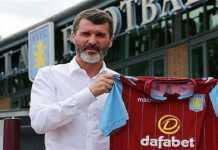 roy keane aston villa interview