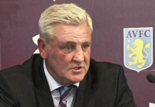steve bruce press conference