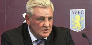 steve bruce Aston Villa press conference