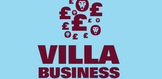 aston villa naming rights