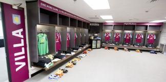 villa dressing room