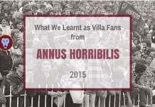 annus horribilis 2015