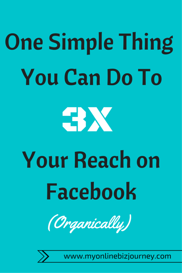 How to Increase Your Organic Reach On Facebook