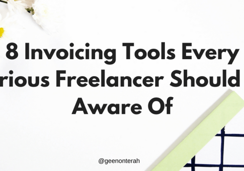 You started a freelance business so you could get paid, right ? One of these 8 tools will be useful to you.